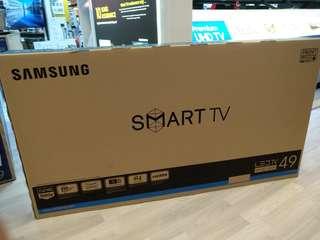 49''Samsung Smart TV