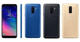 Samsung Galaxy A6 2018 Kredit 0%