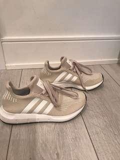 Adidas running shoes - never been worn