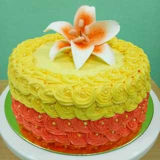 Gourmet Chiffon Cake