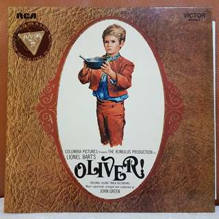 Oliver! OST Vinyl Record