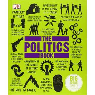 E-BOOK THE POLITICS BOOK