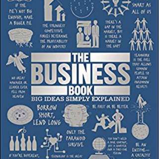 E-BOOK THE BUSINESS BOOK