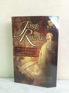 Jose Rizal: Social Reformer and Patriot A study of his Life and Times  First Edition