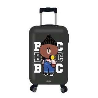 熊大版行李箱
