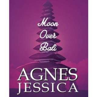 E-BOOK MOON OVER BALI - AGNES JESSICA