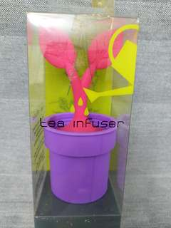 Tea inFuser potted plant 沖茶小植物