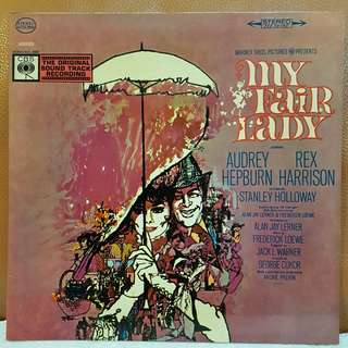 Reserved: My Fair Lady OST Vinyl Record