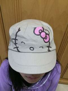 Brown Hello Kitty Hat