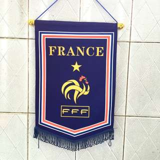 France World Cup banner / flag instock now