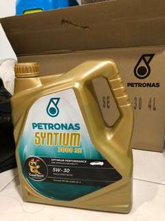 Petronas Syntium 3000 5W30 (Fully Synthetic)