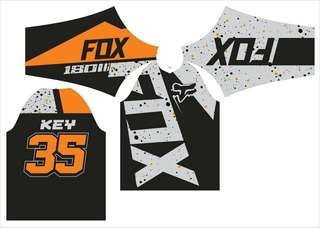 Jersey all custom fullprint