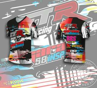 Jersey roadrace fullprint