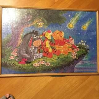 Puzzle砌圖連框