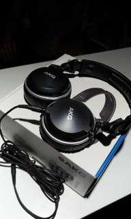 AKG Headphone (new)