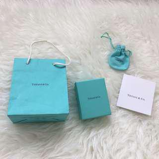 Tiffany&Co Ifinity Ring (size 5)