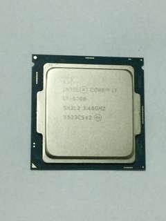 CPU Intel I7-6700
