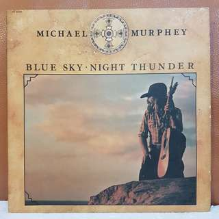 Michael Murphy - Blue Sky * Night Thunder Vinyl Record