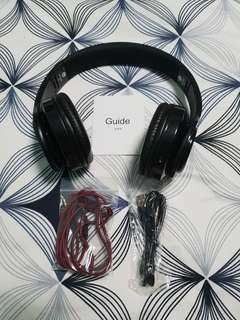 Non branded foldable wireless headphones