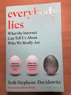 Everybody Lies (book by Seth Stephens-Davidowitz)