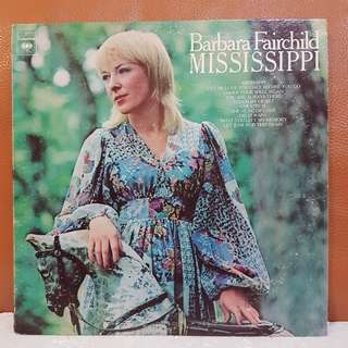 Barbara Fairchild - Mississippi vinyl record