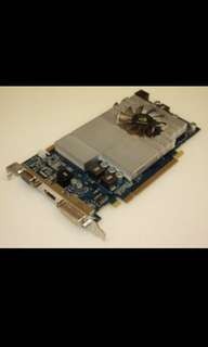 Nvidia GeForce 9600GS 768MB