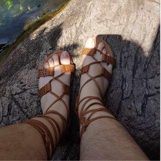 Brownie Sandals
