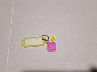 Handmade Customised Keychain