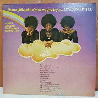 Love Unlimited  Vinyl Record
