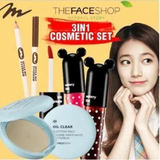 PROMO TAKE ALL The Face Shop get 3pcs