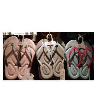 Japan Quality - Sendal Wanita Empuk & Nyaman Flip Flop Miniso Import