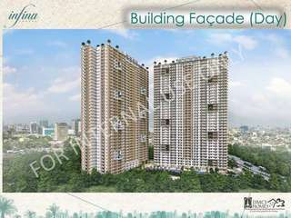Aurora Blvd. Preselling condo - Infina Towers by DMCI Homes