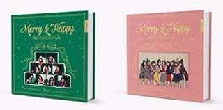 Twice Merry & Happy (PO)
