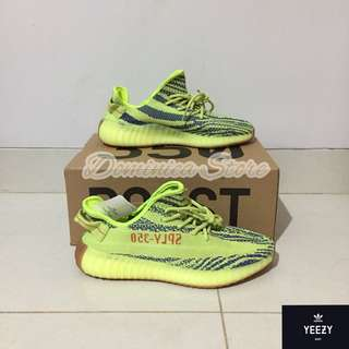Sale!!! Adidas Yeezy 350 V2 Frozen Yellow Size 42 Termurah!!!