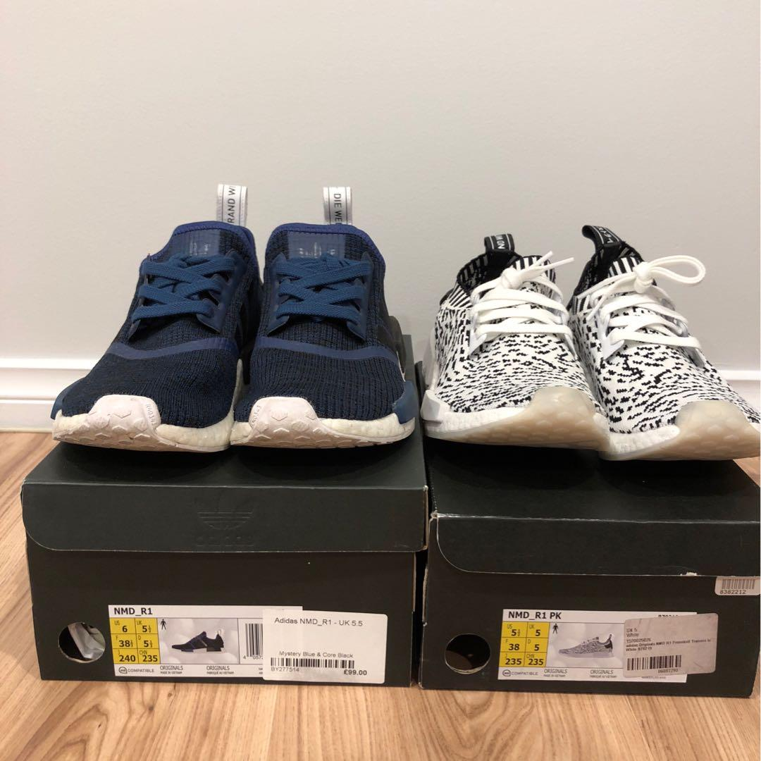 Adidas NMD & ULTRABOOST FOR SALE