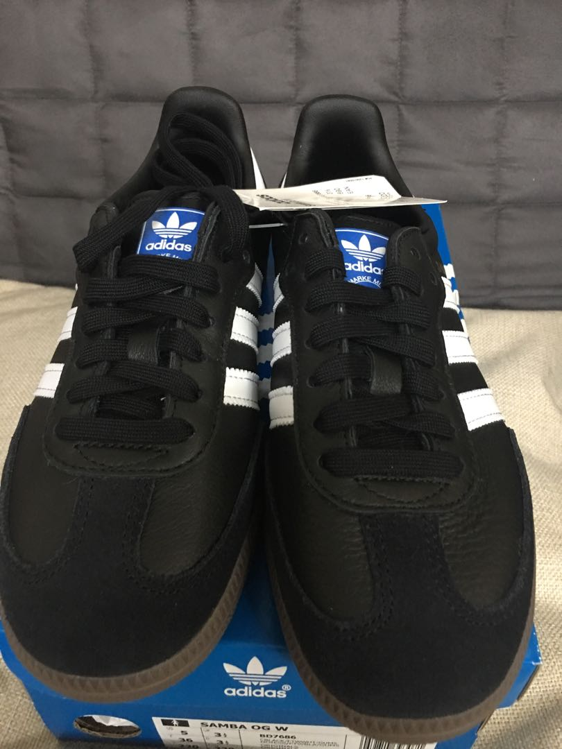 205cedbfa0ad Adidas SAMBA OG women  s shoes