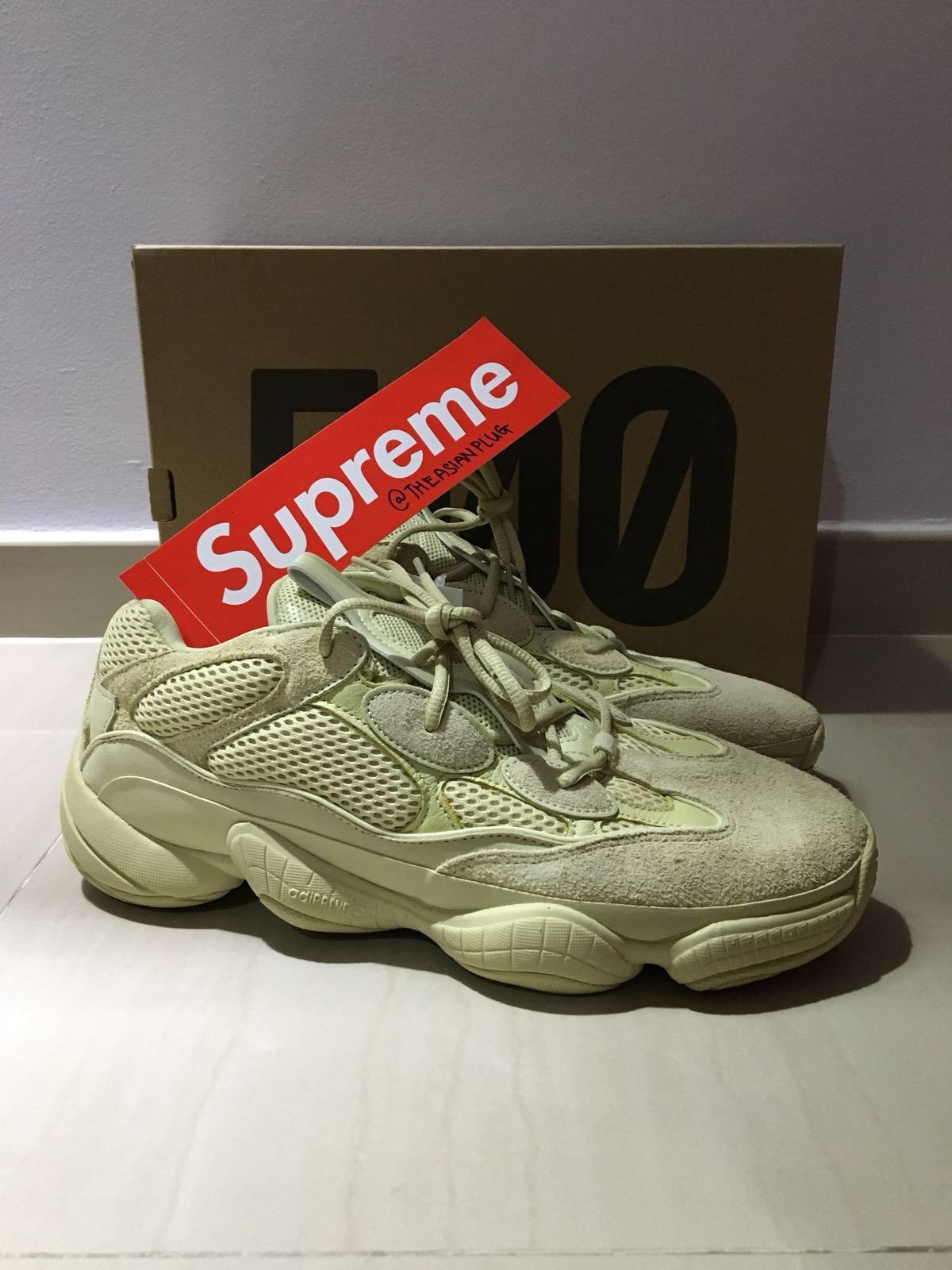 cc1bfd711e8c0 Adidas Yeezy 500