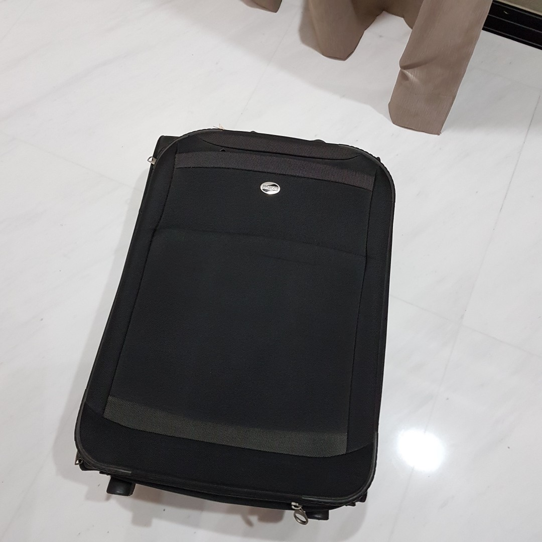 42221e8ea6b American tourister 24 inch luggage, Travel, Travel Essentials ...
