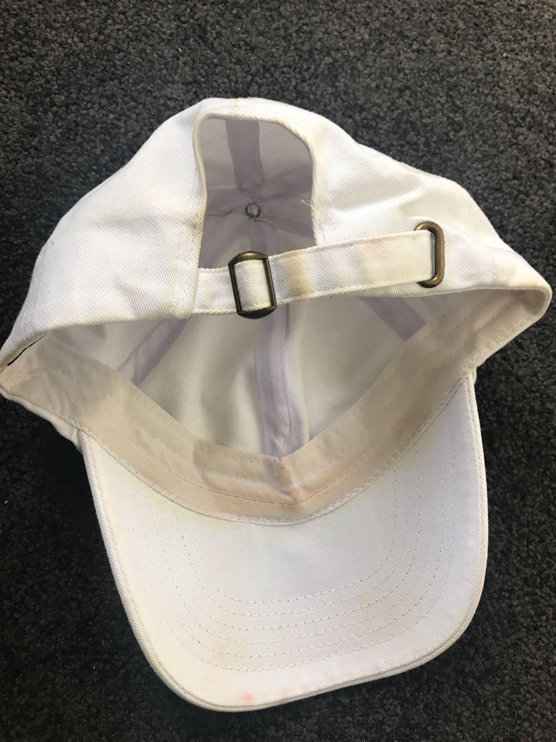 Anti social club white hat