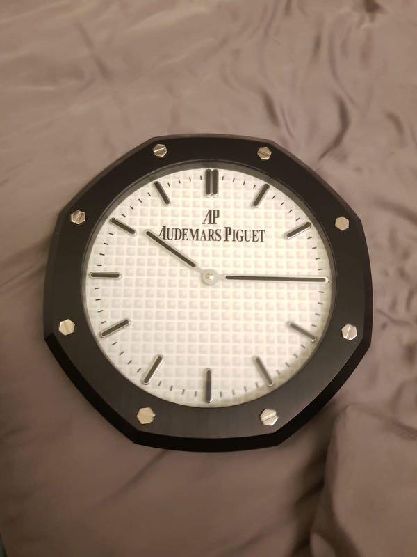 Audemars Piguet Royal Oak Offshore Wall Clock Luxury Watches On
