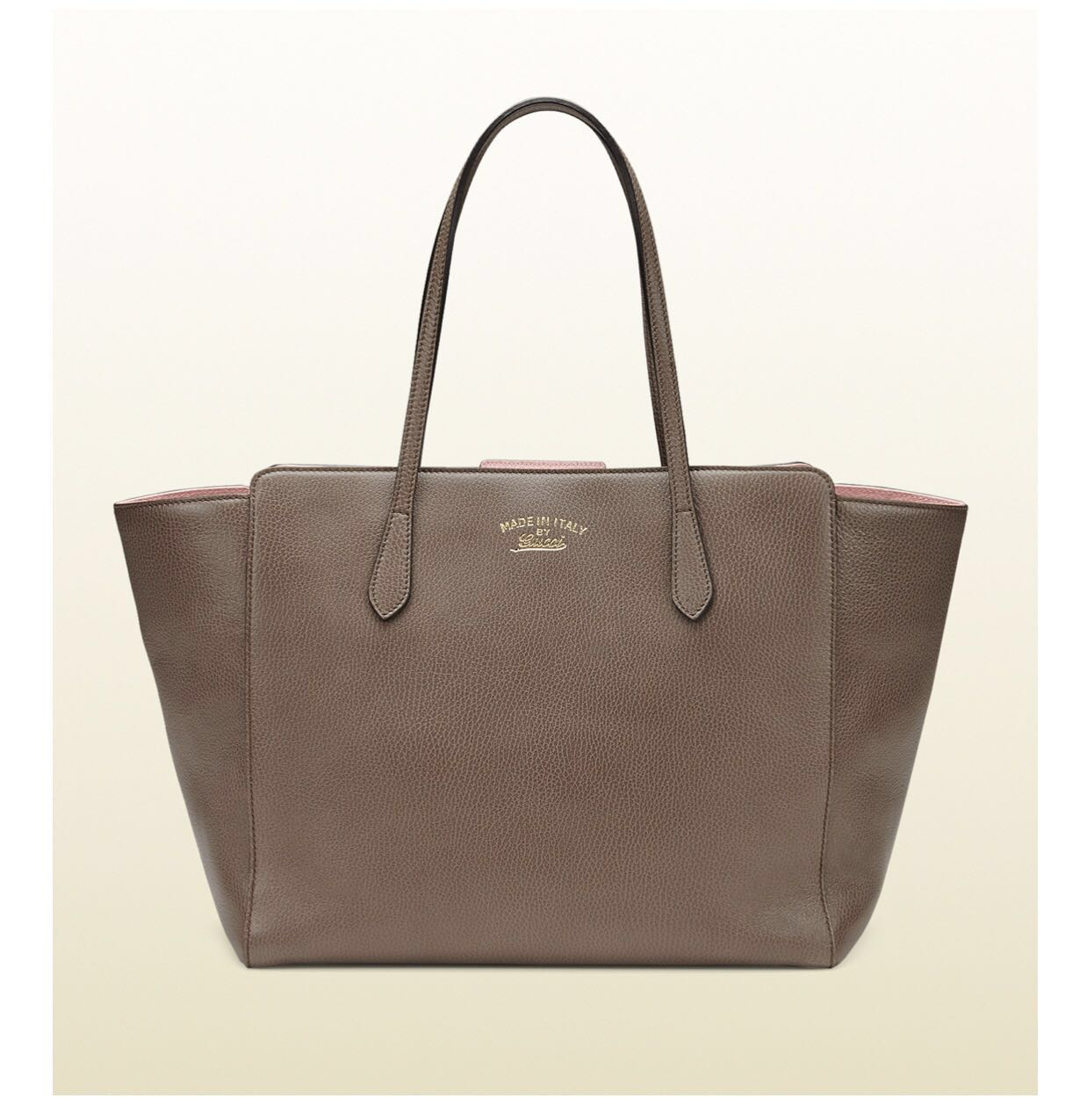 6c35a57b036a11 Authentic Gucci Swing Tote Medium, Women's Fashion, Bags & Wallets ...