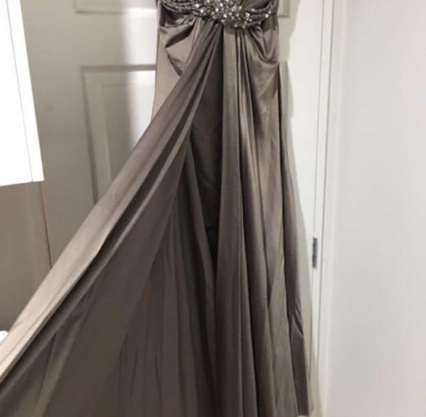 ball dress/bridesmaids dress