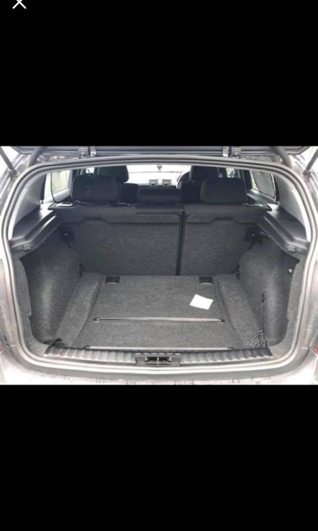 BMW 116i 2008