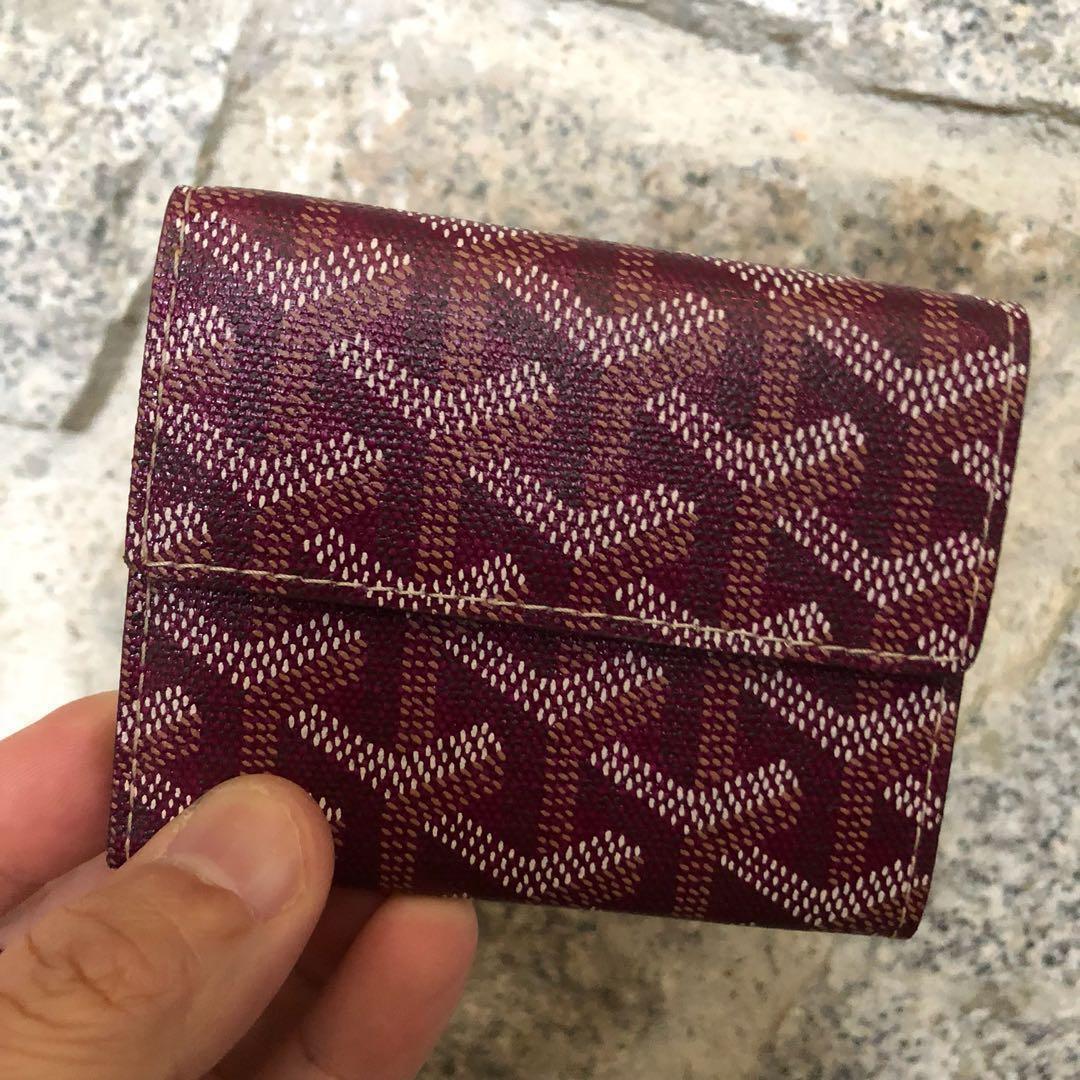 new arrival 98b61 f96b6 BN | Goyard Coin/ Card Holder