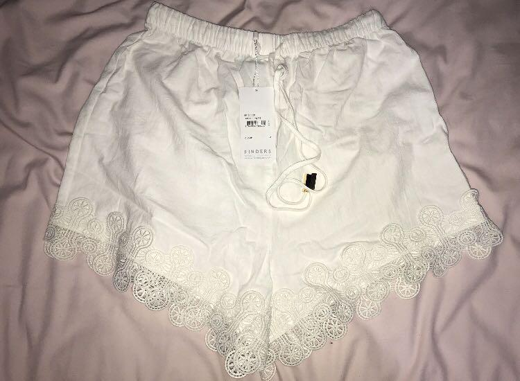 BNWT Finders Keepers Shorts