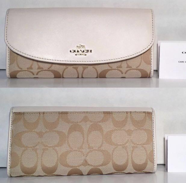 fc571fc0c19 Coach wallet (brand new authentic)