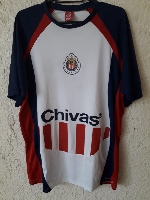 bfda2980f DEPORTIVO GUADALAJARA CHIVAS Football Jersey