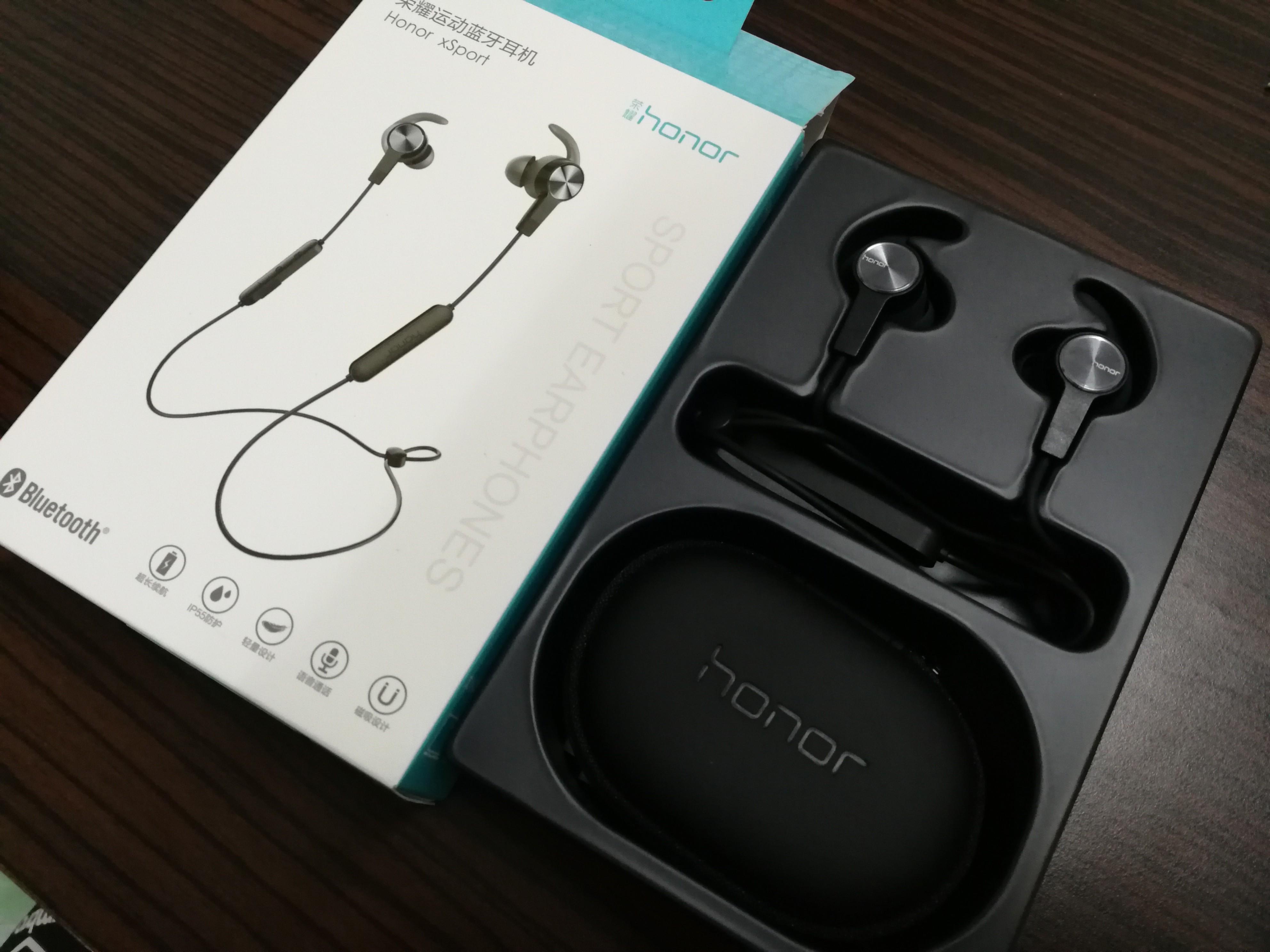 7a4d041e869 Huawei Honor AM61 xSport Wireless Bluetooth headset, Electronics, Audio on  Carousell