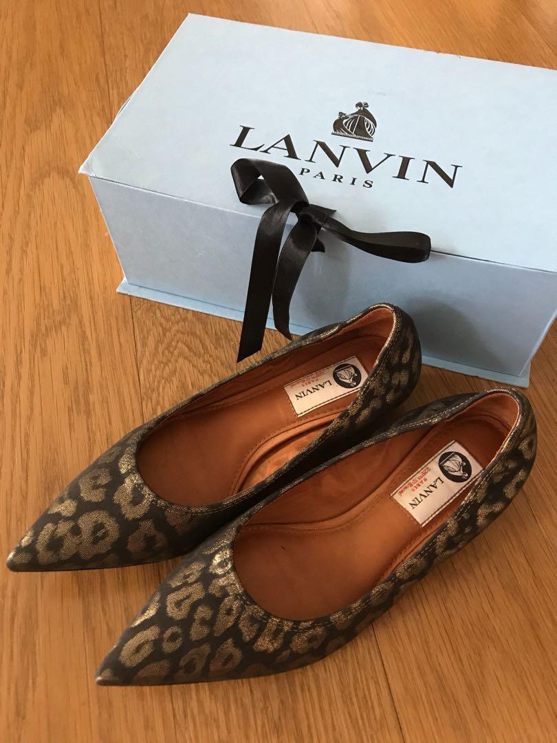 Lanvin Size 36 Shoes Clothing, Shoes, Accessories