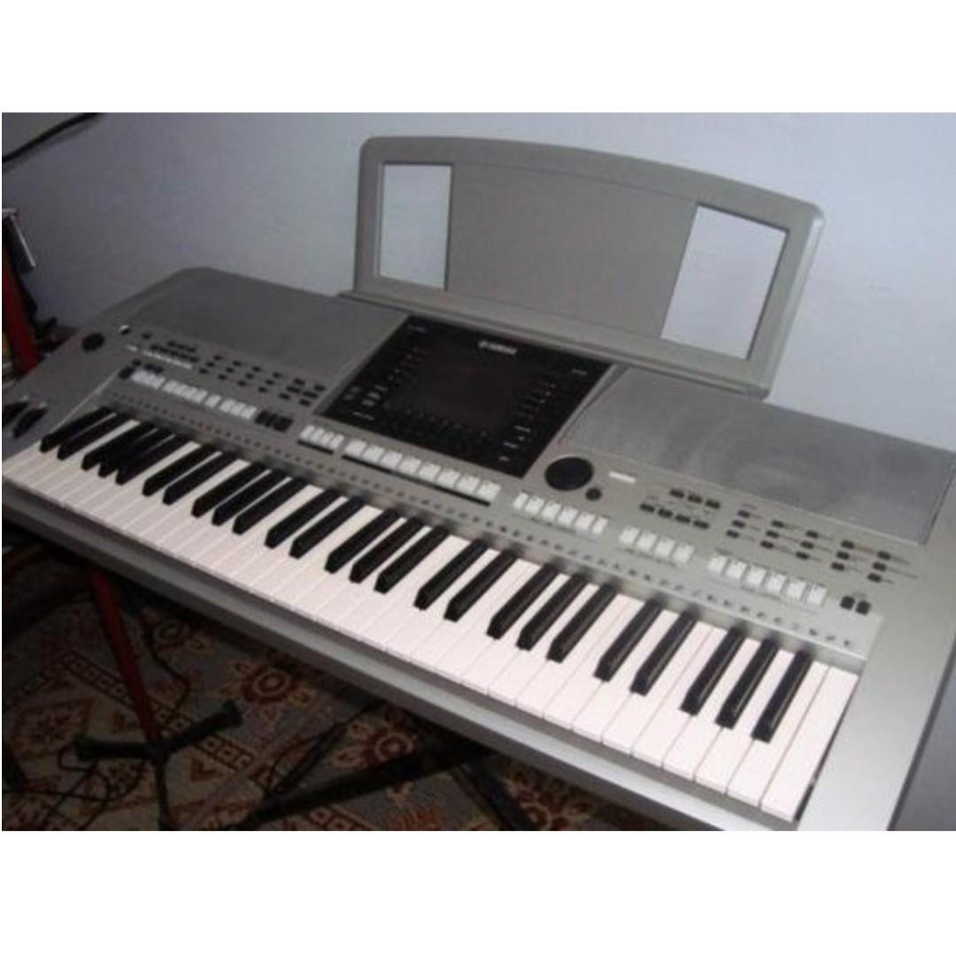 Yamaha PSR S910 in mint condition similar features to PSR